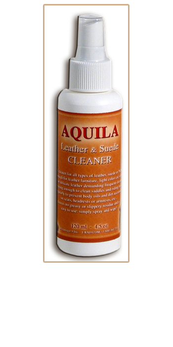 AQUILA Leather Cleaner by URAD